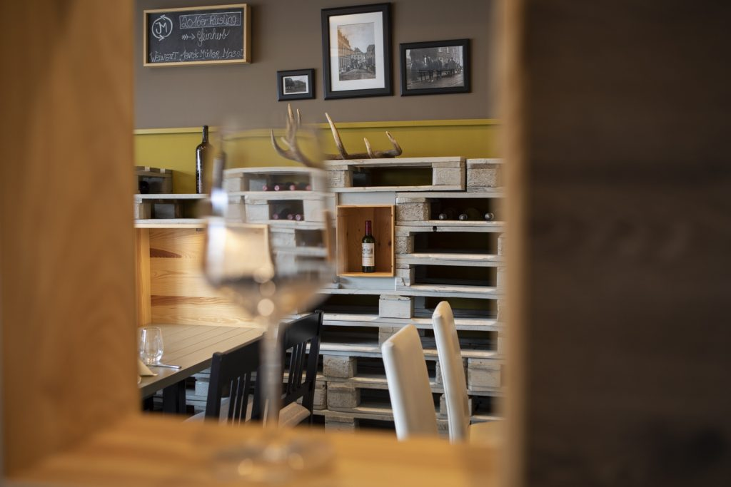 Daniels Referenz Restaurant Landküche 07